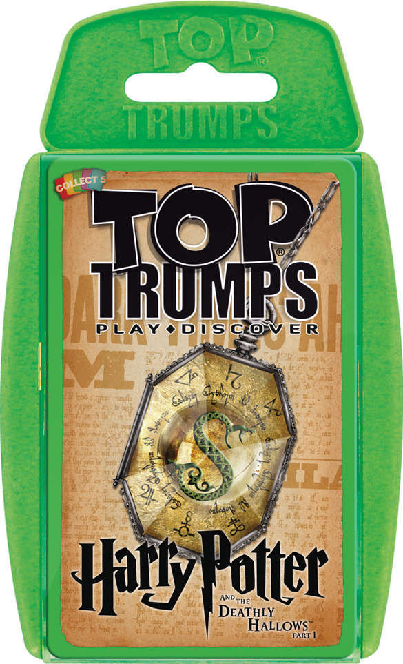 Top Trumps: Harry Potter - Deathly Hallows Part 1 image