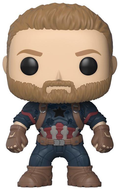 Avengers: Infinity War - Captain America Pop! Vinyl Figure