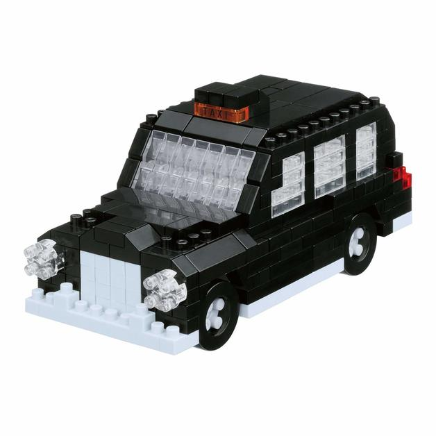 nanoblock: Sites To See Series - London Taxi