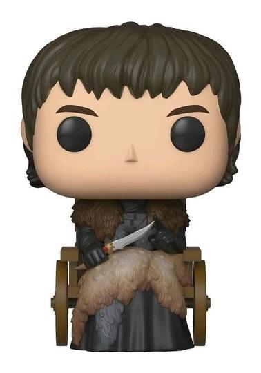 Game of Thrones - Bran Stark Pop! Vinyl Figure