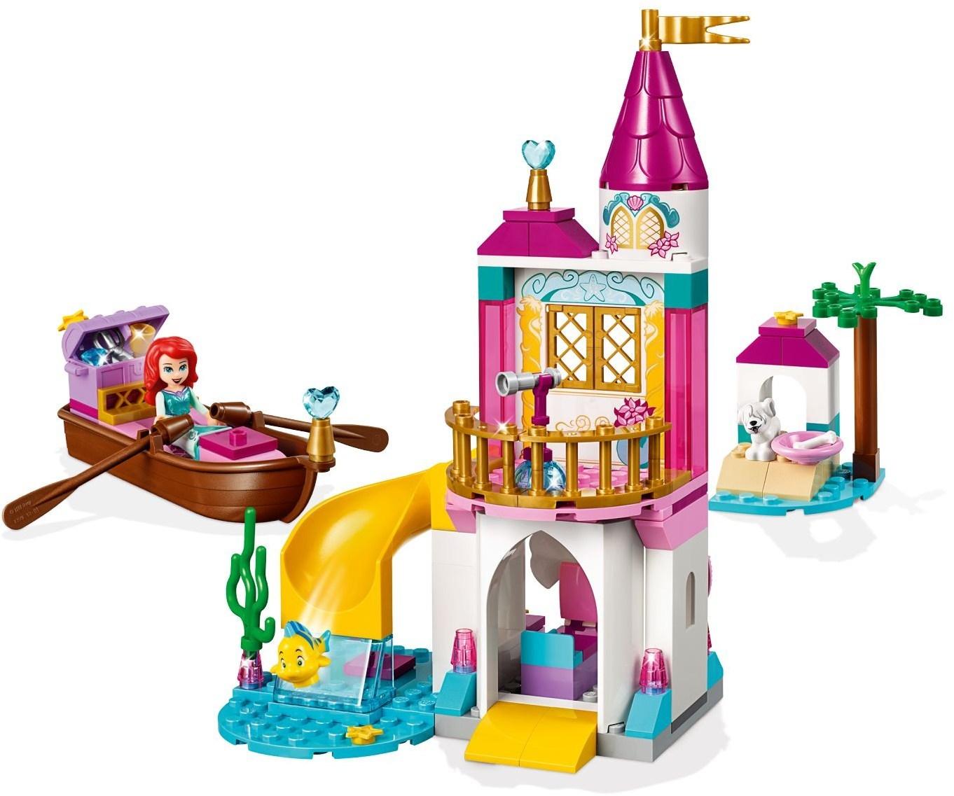LEGO Disney - Ariel's Seaside Castle (41160) image