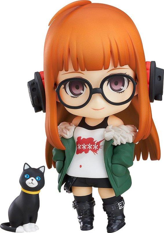 Persona 5: Futaba Sakura - Nendoroid Figure (Reissue)