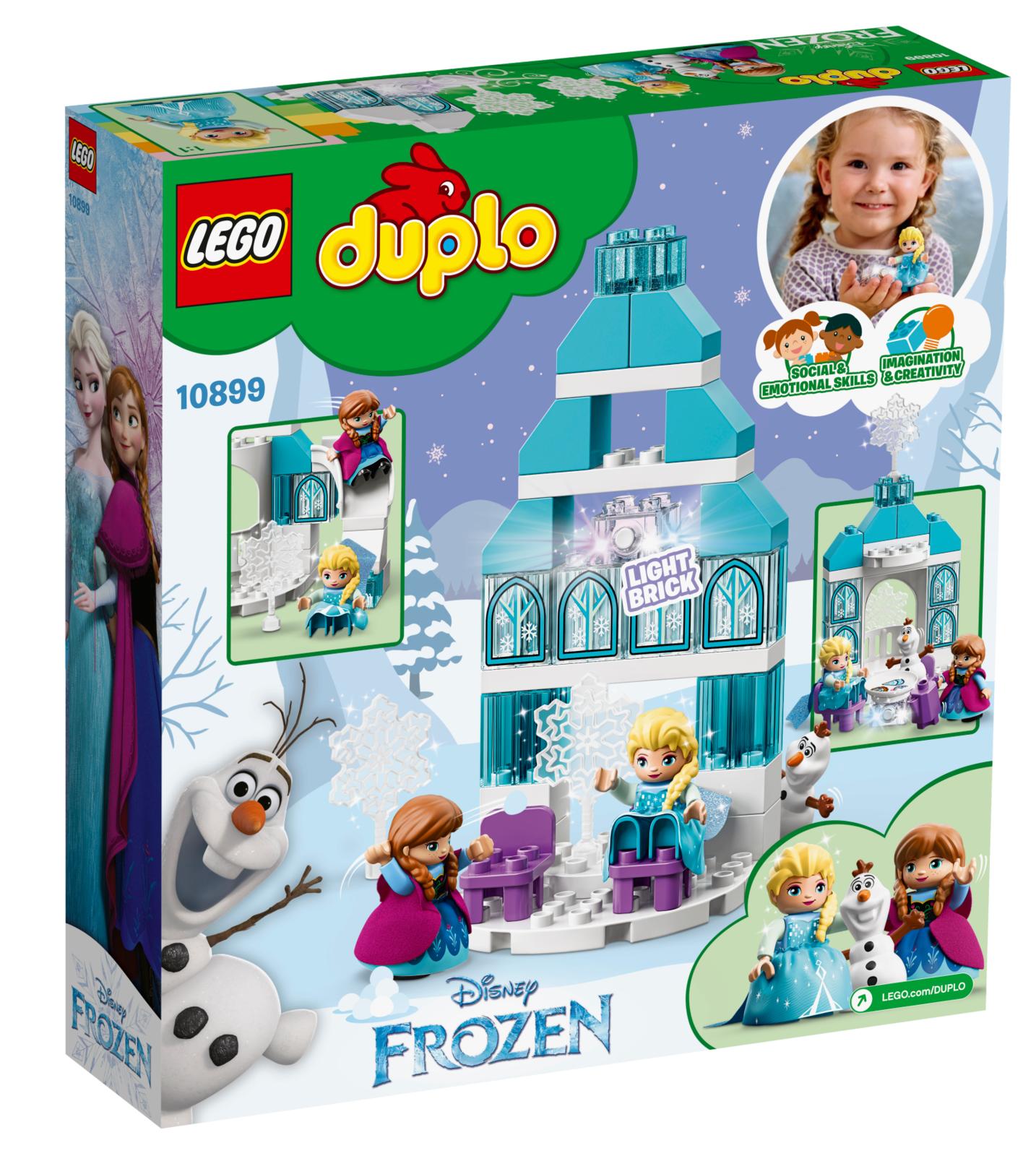 LEGO Duplo: Frozen Ice Castle - (10899) image
