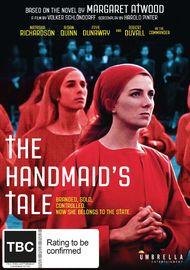 The Handmaids Tale on DVD
