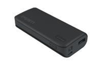 Cygnett: ChargeUp 4400mAh 1A Powerbank - Black/Grey