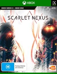 Scarlet Nexus for Xbox Series X, Xbox One