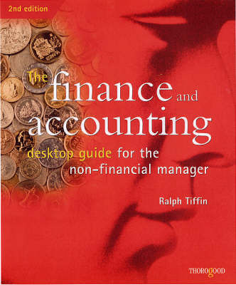 The Finance and Accounting Desktop Guide by Ralph Tiffin image