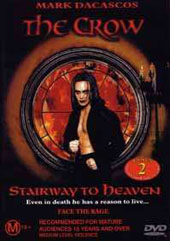 Crow: Stairway To Heaven on DVD