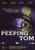 Peeping Tom on DVD