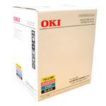 Oki C5100/52/53/5400 Drum RainBow Pack 1 ea CMYB