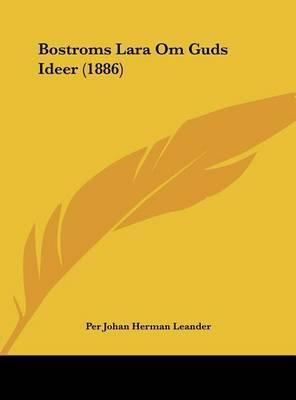 Bostroms Lara Om Guds Ideer (1886) by Per Johan Herman Leander image