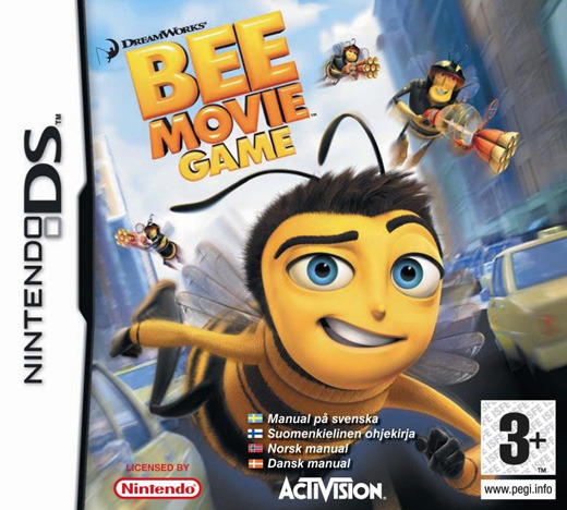 Bee Movie Game for Nintendo DS