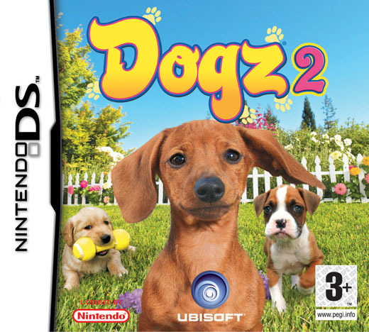 Dogz 2007 for Nintendo DS