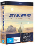 Star Wars: The Complete Saga (Limited Edition) on Blu-ray