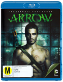 Arrow - The Complete First Season on Blu-ray