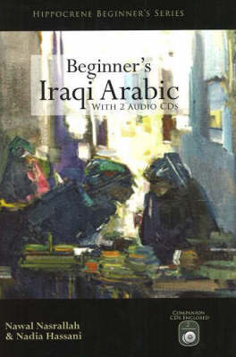 Beginner's Iraqi Arabic by Nadia Hassani image