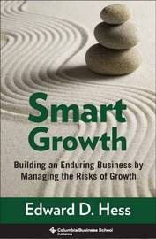 Smart Growth by Edward D. Hess image