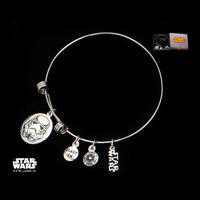 Star Wars Stormtrooper Stainless Steel Expandable Bracelet
