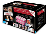 Holiday, The - Ultimate Romantic Comedy DVD Collection (8 Disc Beauty Case) on DVD