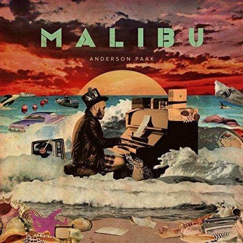 Malibu (2LP) by Anderson Paak