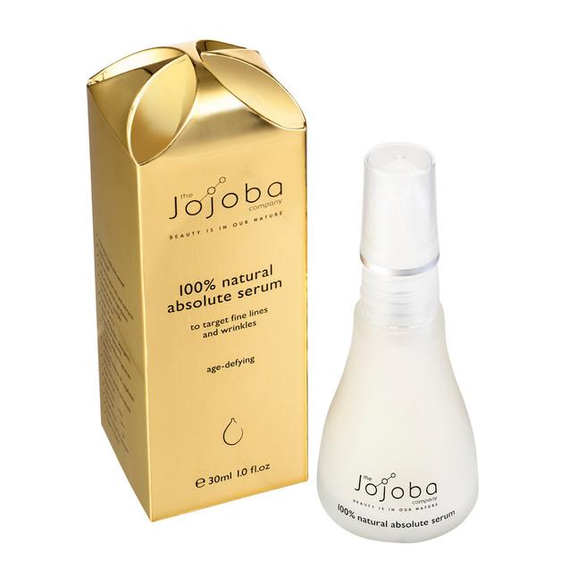 Jojoba 100% Natural Absolute Serum (30ml)