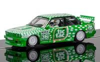 Scalextric: DPR BMW M3 E30, Sport Evolution Team Tic Tac #36 - Slot Car
