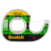 Scotch Magic Tape Dispenser (19mm x 7.62m)