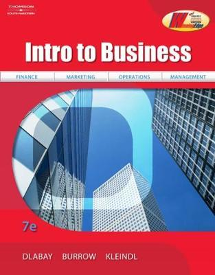 Intro to Business by Les Dlabay image
