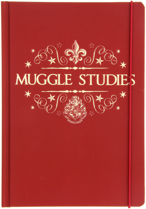 Harry Potter: Muggle Studies - A5 Notebook