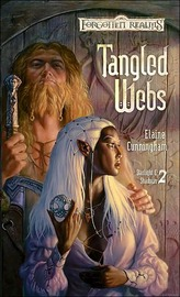 Forgotten Realms: Tangled Webs (Starlight and Shadows #2) by Elaine Cunningham image