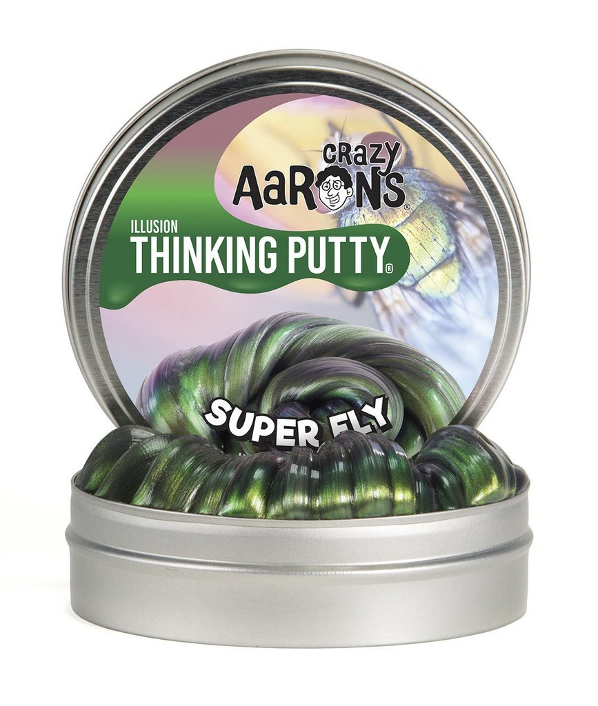 Crazy Aarons Thinking Putty: Super Fly image