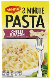 Maggi 3 Minute Pasta - Cheese & Bacon (single pack)