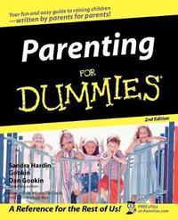 Parenting For Dummies by Dan Gookin