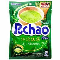 Gummyn' Soft Candy: Puchao - Uji Matcha(Green Tea) - 100g 20pk