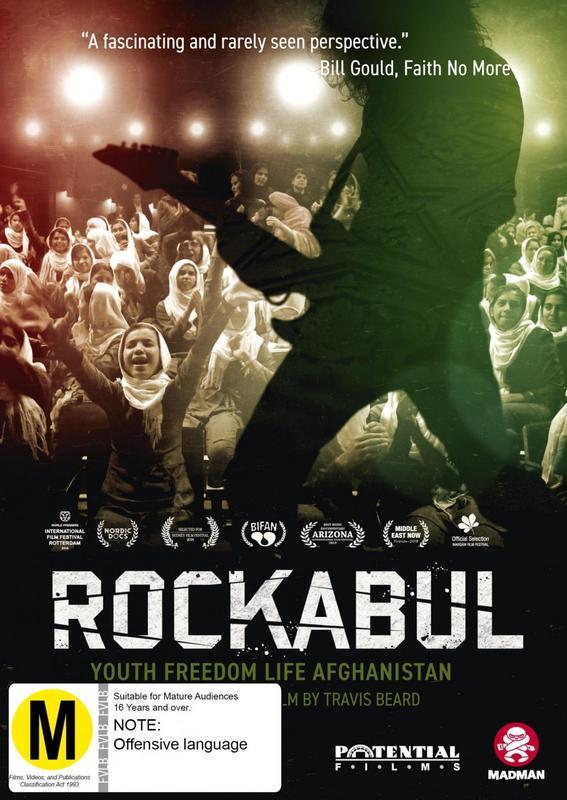 Rockabul on DVD