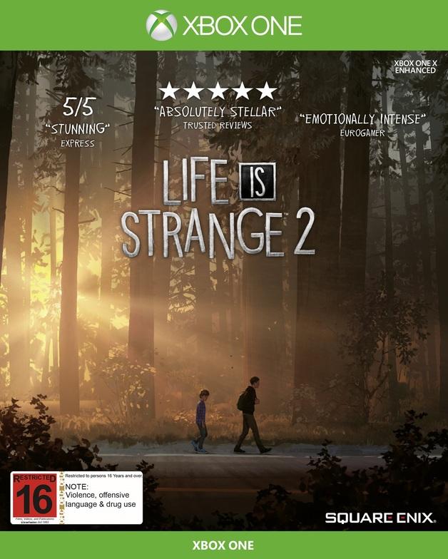 Life is Strange 2 for Xbox One