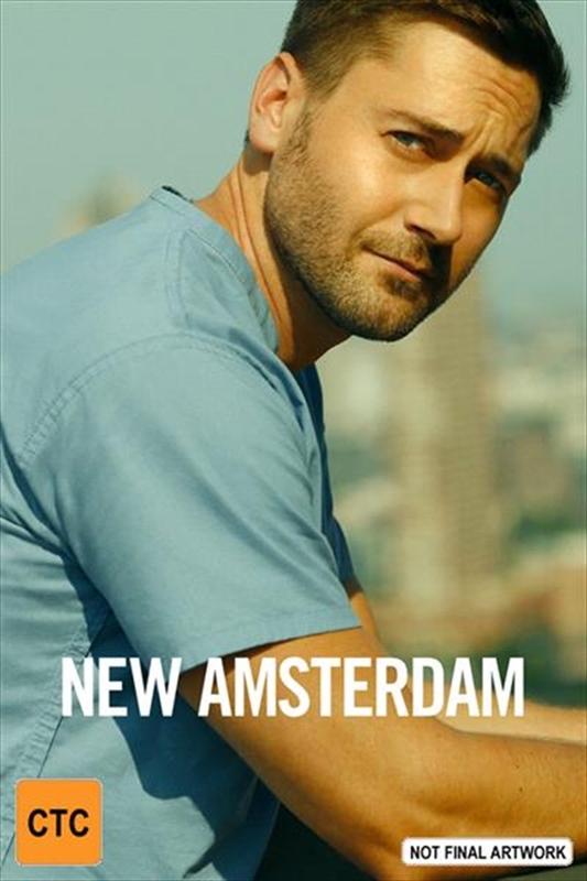 New Amsterdam - Season 2 on DVD