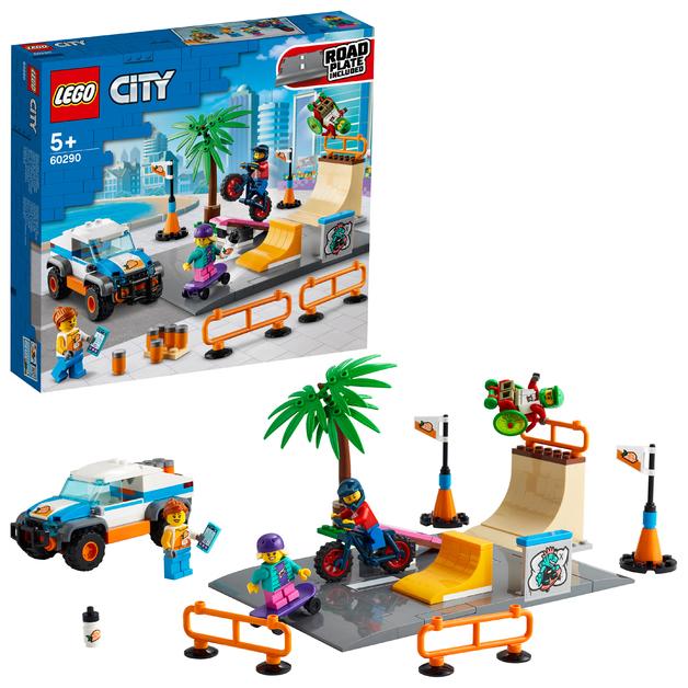 LEGO City: Skate Park (60290)