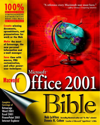 Macword Microsoft Office 2000 Bible by Bob Le Vitus image