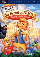 The Secret Of NIMH 2 on DVD