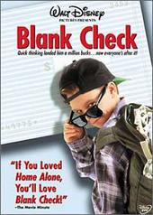 Blank Check on DVD