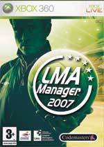 LMA Manager 2007 for Xbox 360