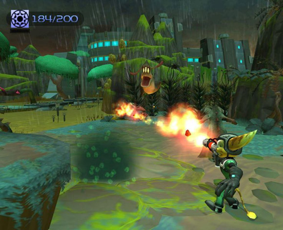 Ratchet & Clank 2: Locked & Loaded for PS2 image