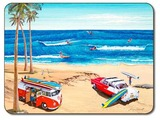 Surfing Placemats (Set 6)