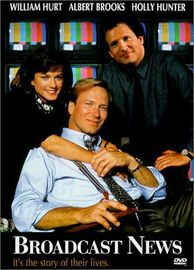 Broadcast News on DVD image
