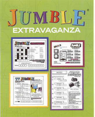Jumble Extravaganza Holiday by Inc Home Entertainment Time
