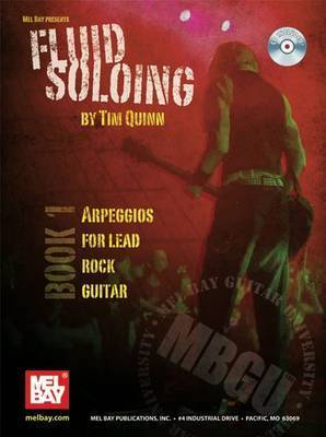Fluid Soloing: Bk. 1 by Tim Quinn
