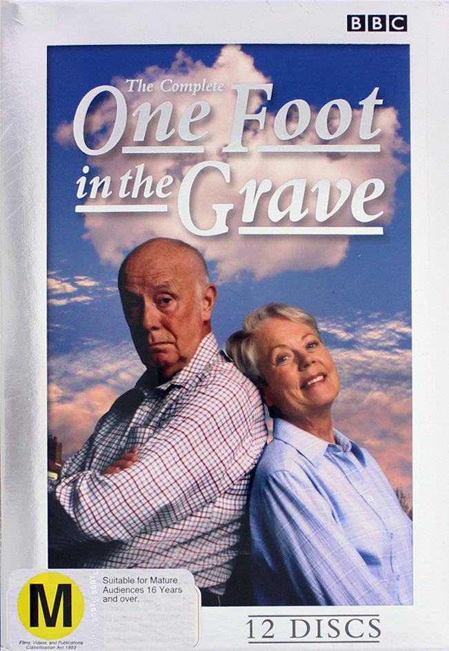One Foot In The Grave - The Complete Collection on DVD image