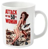 Plan 9 - Attack of the 50FT Woman Mug