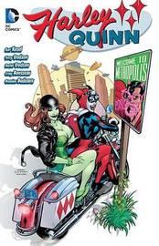 Harley Quinn Welcome To Metropolis by Karl Kesel